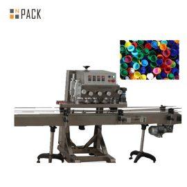 Spindle Speed Spindle Bottle Screw Capping Machine Fleksibel Dengan 60-150 Botol / Min