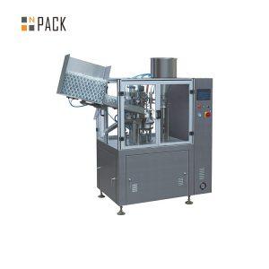 Mesin pengedap pasta automatik penuh berketepatan tinggi