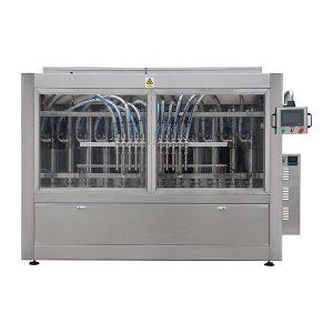 Mesin Pengisian dan Penutup Botol Kaca Minyak Zaitun Automatik