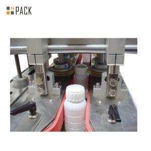 Mesin Penyalut Lif / Bekas Pukal Automatik, Mesin Penasihat Cap untuk Mesin Penutup