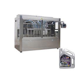 250ml-5000ml Edible / Lube Oil Filling Machine Dengan 3000-4500bph Speed Filling Tinggi