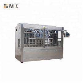 0.5L-5L Anti Corrosive Diving Bleach Bottle Filling Line Dengan Capping Machine Labelling Machine