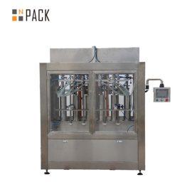 Net Weight 6 Head Filling Machine untuk Bahan Kimia dan Baja Pestisida