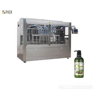 Talian Pembotolan Shampool Automatik