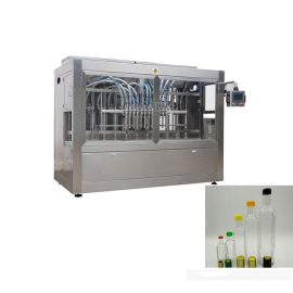 Mesin Pengisian Suntikan Omboh Omboh Untuk Botol 0.5-5L / Tin Tin