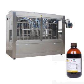 Mesin Pengisian Botol Racun Perosak Automatik Sepenuhnya