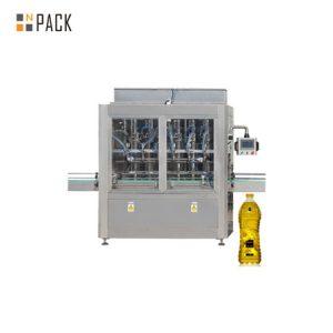 Mesin Pembungkusan Mengisi Minyak Lemak Botol Liner Pet Botol Enjin Cecair