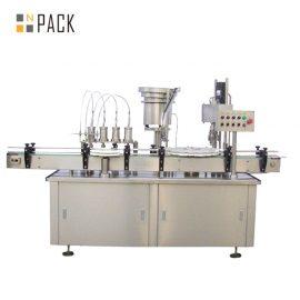 Spray Perfume Vial Liquid Filling Machine Automatic Bottle Filling Equipment Tahan Lama