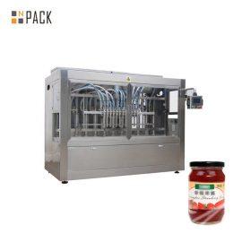 Tomato paste mesin pengisian automatik